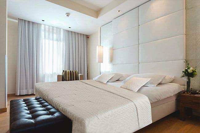 חדר מלון ארט